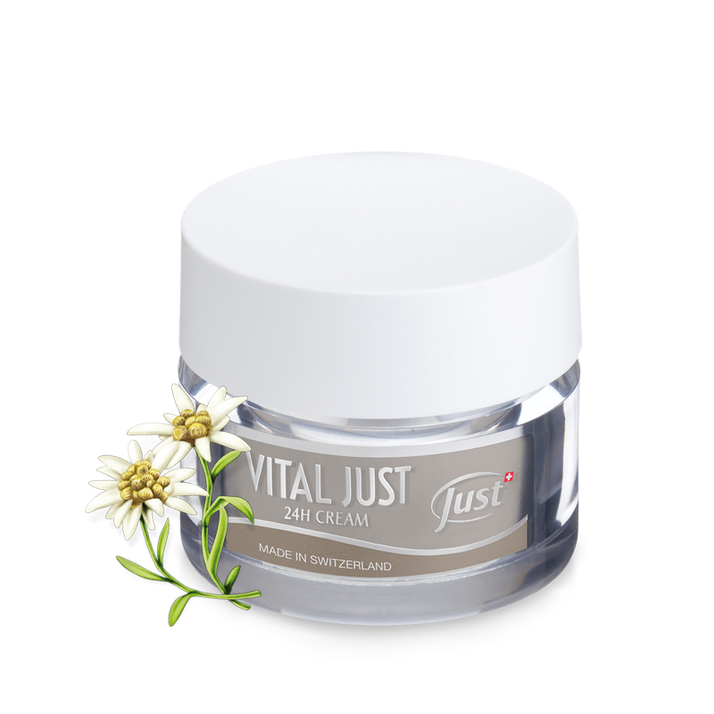 Vital Just 24h Cream - Produits