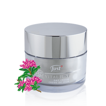 VITAL JUST Alpenroos Day Cream