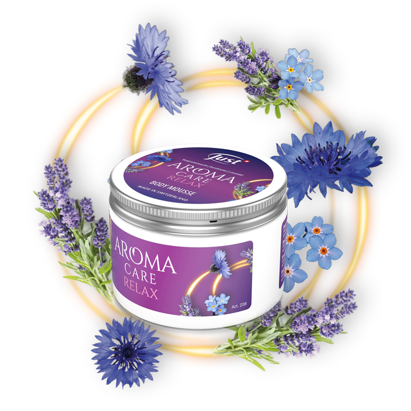 Aroma Care Relax Body Mousse